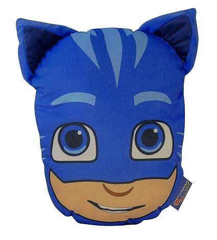 Pj Masks Catboy Pyjama Case Cushion, Polyester, Blue, 25 x 8 x 32cm