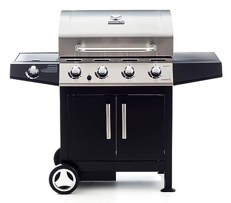 Salmar Fornello Laterale Golosone 3 Barbecue A Gas Australiano