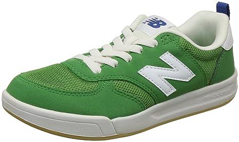 new balance bambino verde