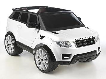 Enfants Pour Feber Range 800008660 Rover Les Voiture Sport 12vBlanc HWEI2D9Y