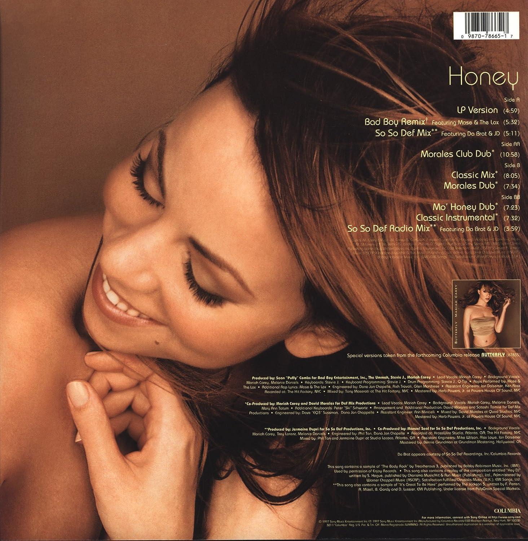 Mariah Carey - Honey [Vinyl] - Amazon.com Music
