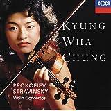 Prokofiev-Conc. Vl 1/2-Chung/P