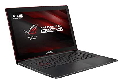 Asus ROG G501VW-FY107T 39,62 cm (15,6 Zoll Full HD) Notebook (Intel core i7 6700HQ, 8GB RAM, 256GB SSD, NVIDIA GTX 960M, Windows 10 Home) schwarz