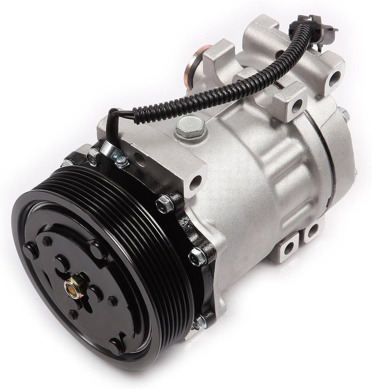 96-01 Dakota V6 3.9L V8 5.2L 5.9L AC Compressor Fits 98-01 Dodge Durango