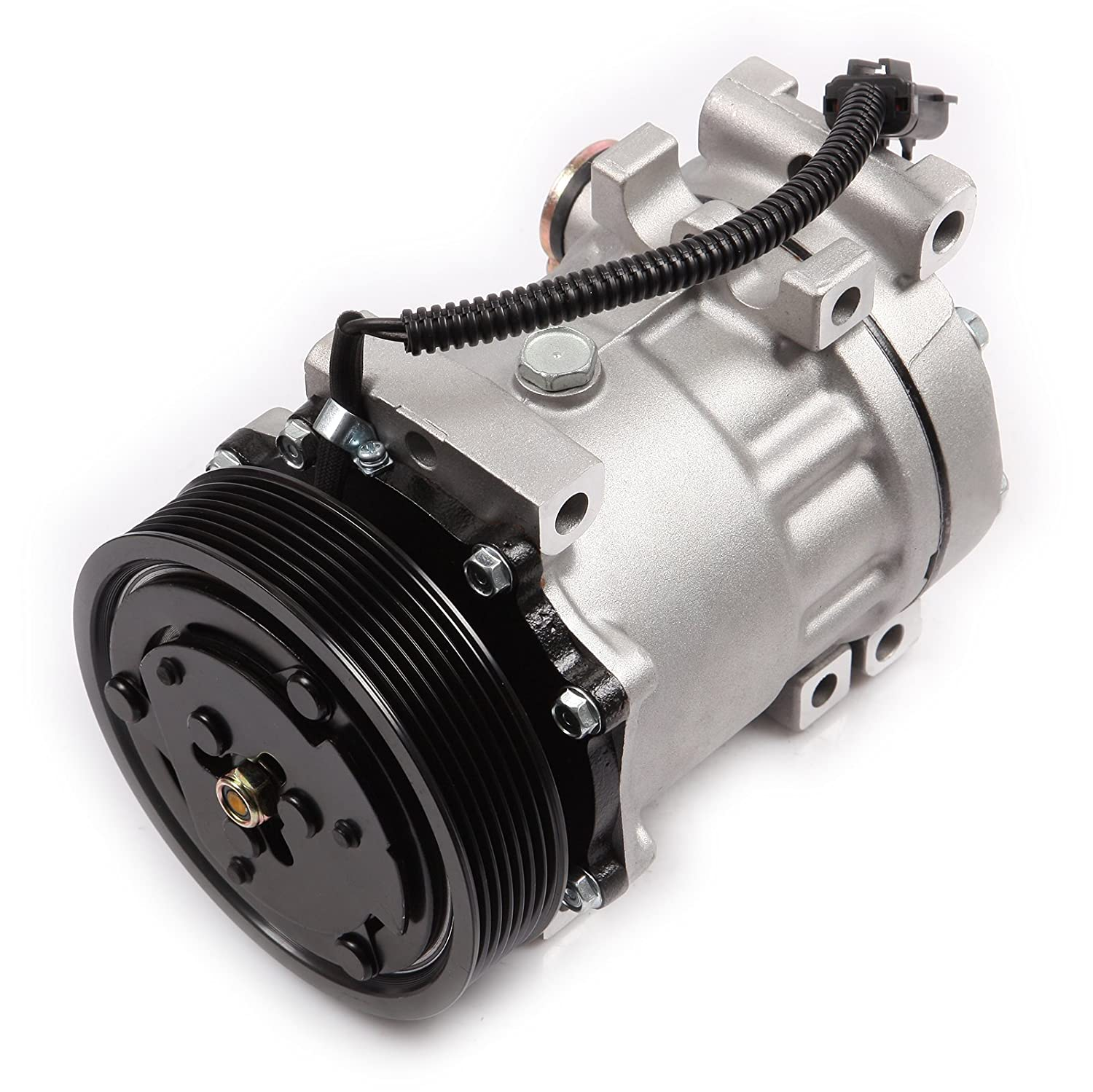 ECCPP A/C Compressor with Clutch fit for 1994-2002 Dodge Dakota Durango Ram 1500 Ramcharger CO 4785C Car Air AC Compressors Kit 104002-5211-1725551