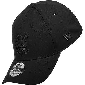 sports shoes 6520e 20323 New Era Men Caps   Flexfitted Cap NBA Black On Black en State Warriors  39Thirty