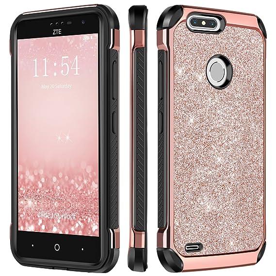 new product f8542 026bd Amazon.com: ZTE Blade Z Max Case, ZTE ZMax Pro 2 Z982 Case, ZTE ...