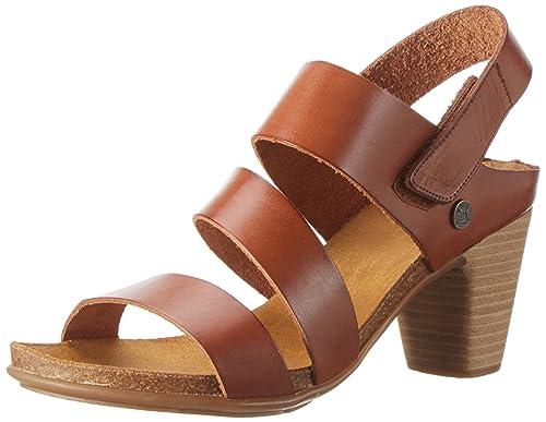 Zapatos marrones Jonny's para mujer 62C2O