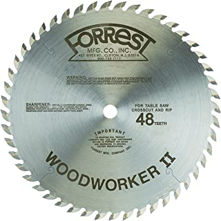 product image for FORREST Woodworker II 10In x 48T ATB B