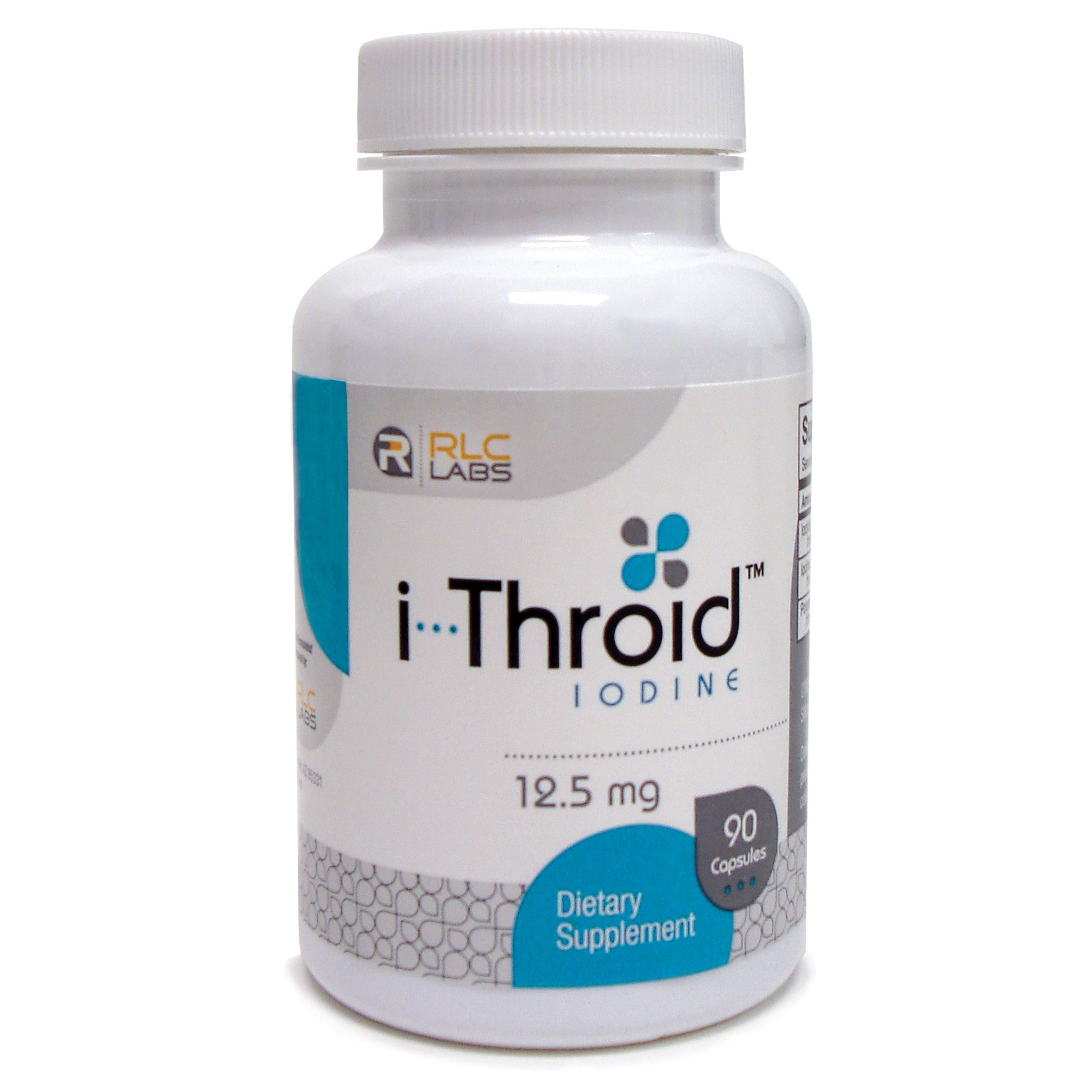 RLC Labs - iThroid 12.5mg, 90 Count