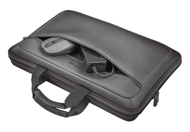Grigio Trust York Custodia rigida per laptop da 11-12