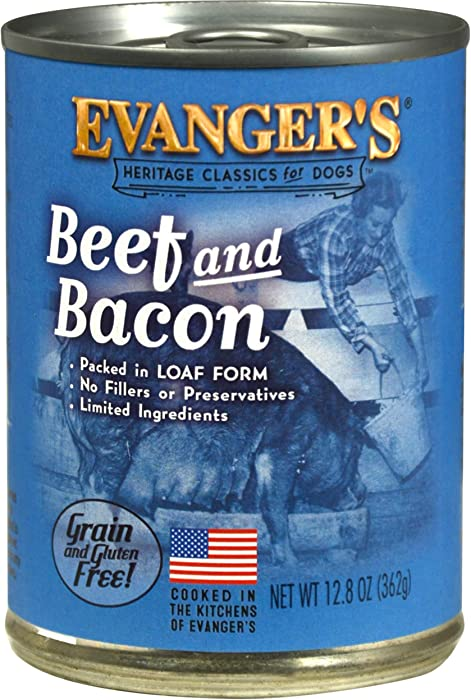 Evanger's Heritage Classic Dog Food - Since 1935!