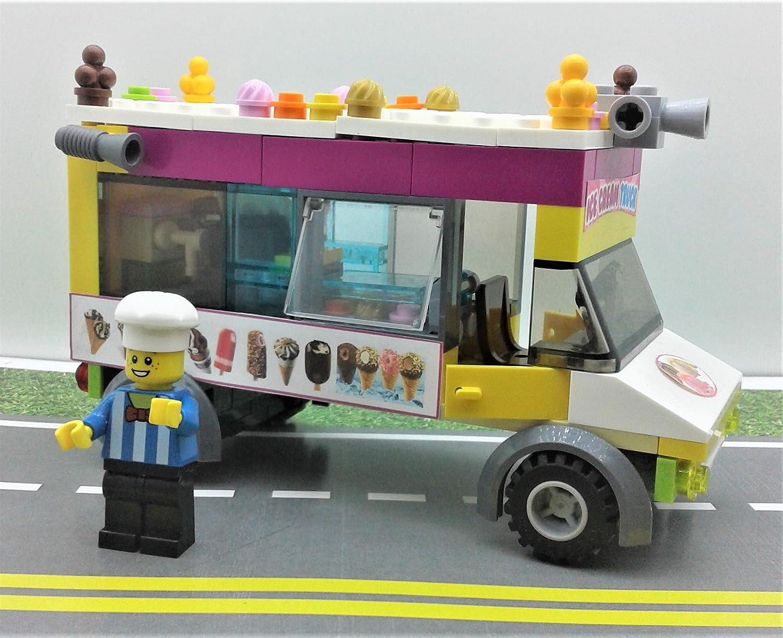 Lego Lot of White Ice Cream Cones New Condition!!