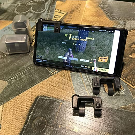 Kobwa - Controlador de juegos móvil, disparo sensible y ...