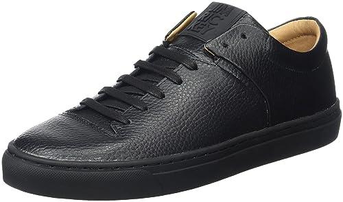 a821b1dbef2 Jim Rickey Zapatillas Negro EU 41  Amazon.es  Zapatos y complementos
