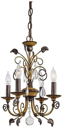 Minka lavery crystal chandelier lighting 3127 126 mini candle 4 minka lavery crystal chandelier lighting 3127 126 mini candle 4 light 160 aloadofball Images