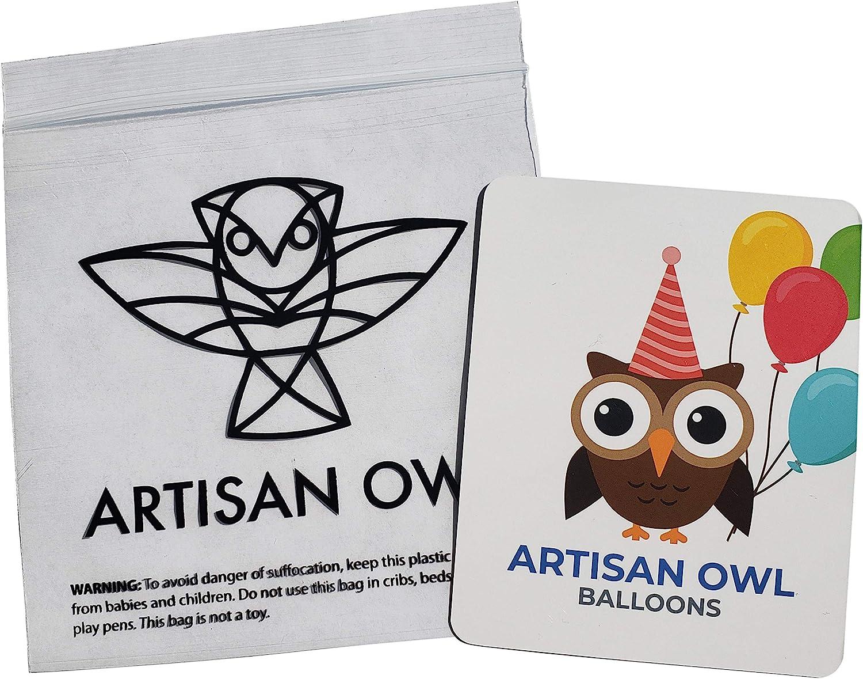 Red Airplane Jumbo 36 Foil Party Balloon Artisan Owl