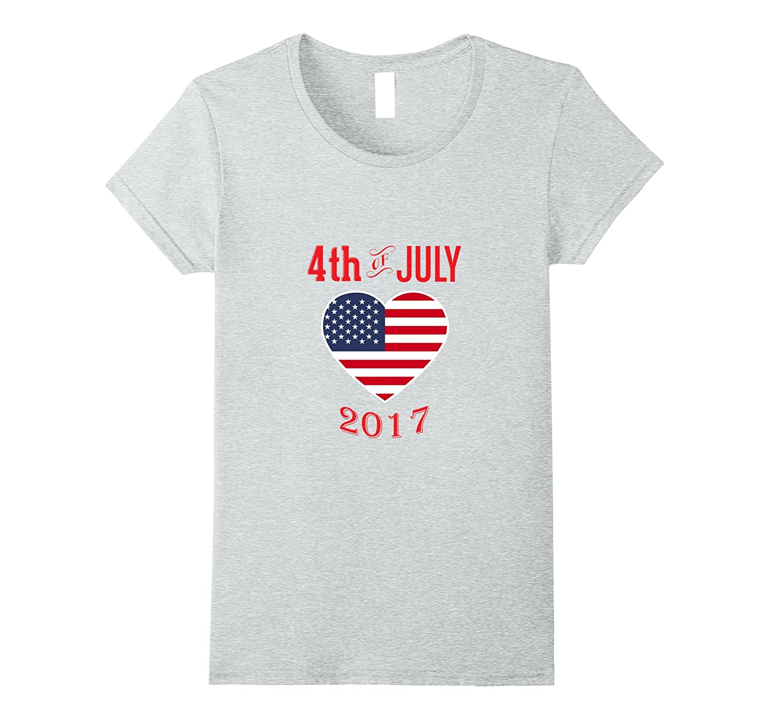 4th of July 2017 T shirt