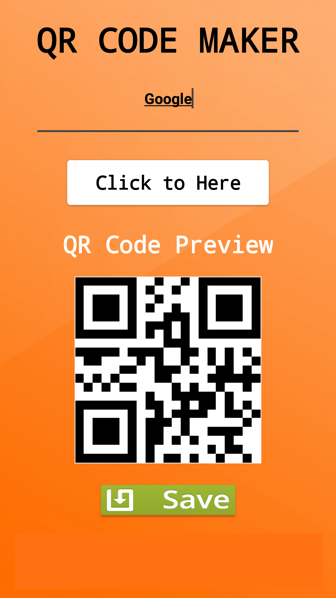 Amazon com: QR Code Maker: Appstore for Android