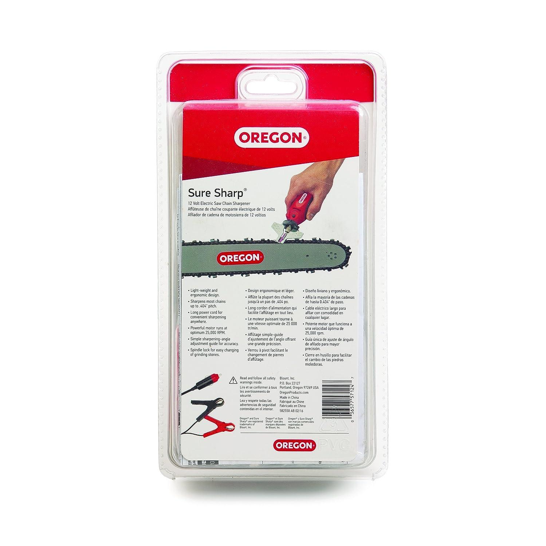 Amazon.com: Oregon 575214 – suresharp Handheld Grinder 12 V ...
