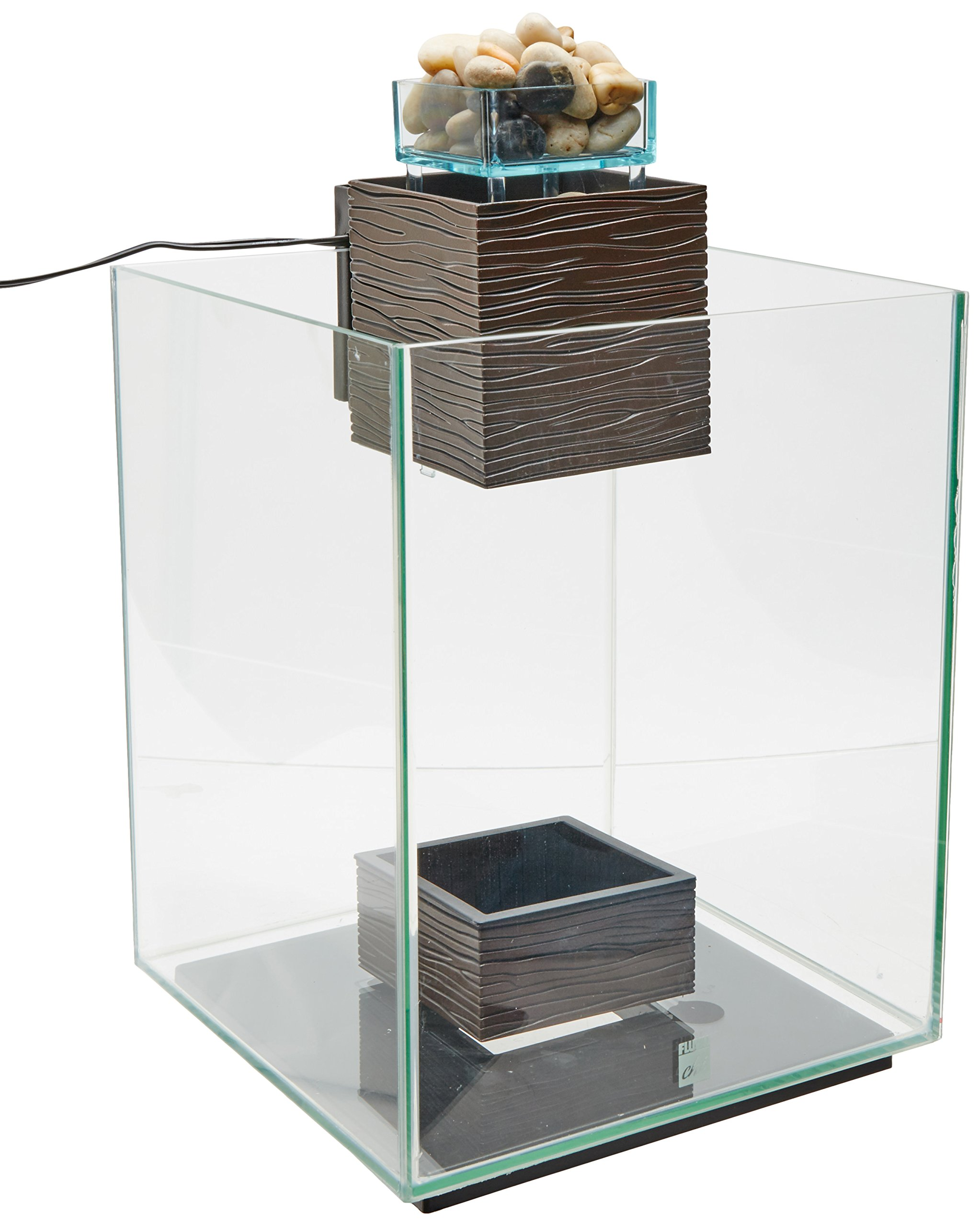 Fluval chi ii aquarium set 5 gallon ebay for Fluval chi fish tank