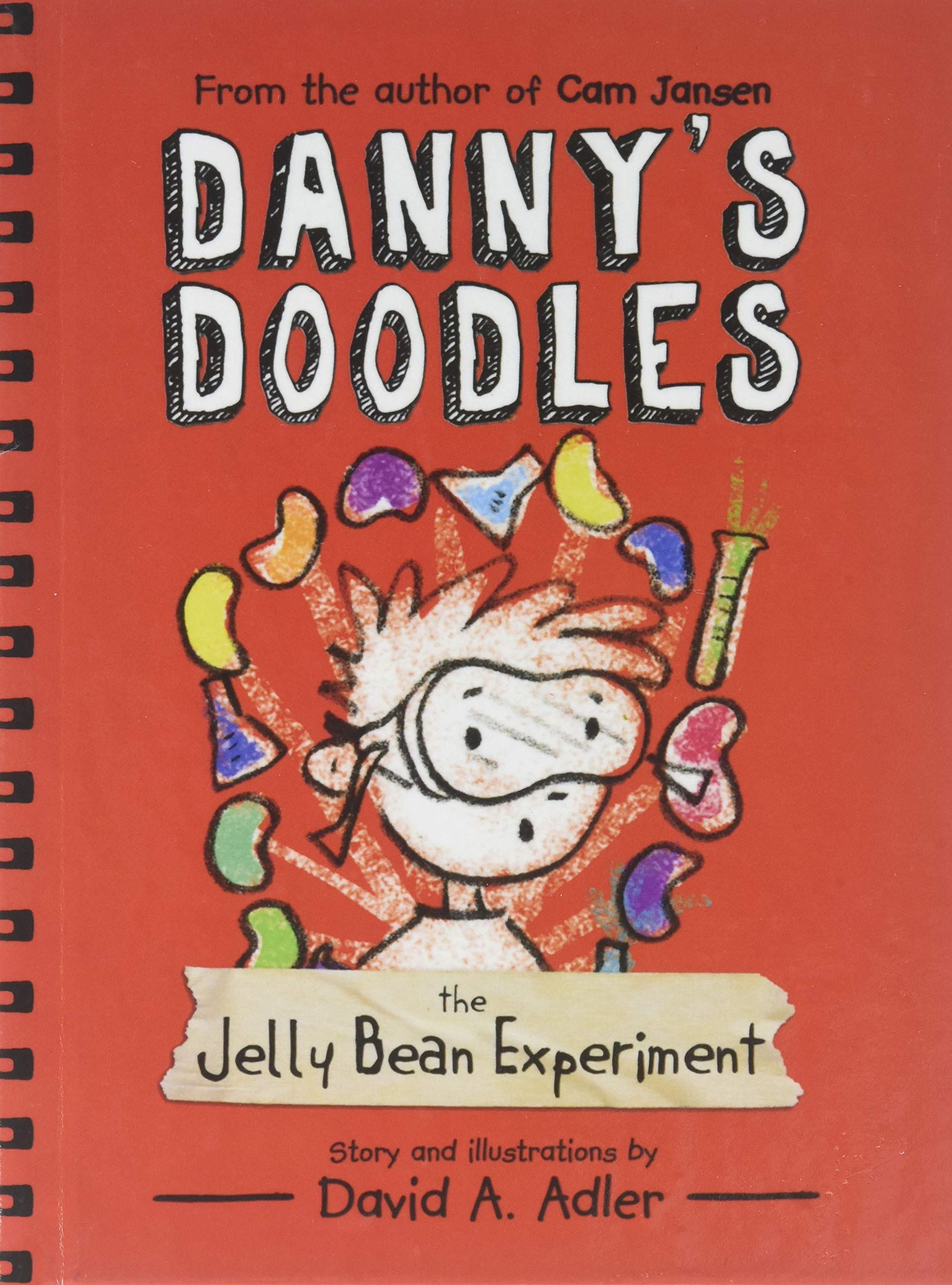 Download The Jelly Bean Experiment (Danny's Doddles) ebook