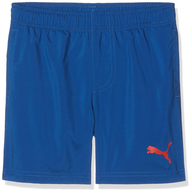 8b7bd7a96d61d Puma Ess Short tissé de 12 cm pour Enfant  Amazon.fr  Vêtements et  accessoires