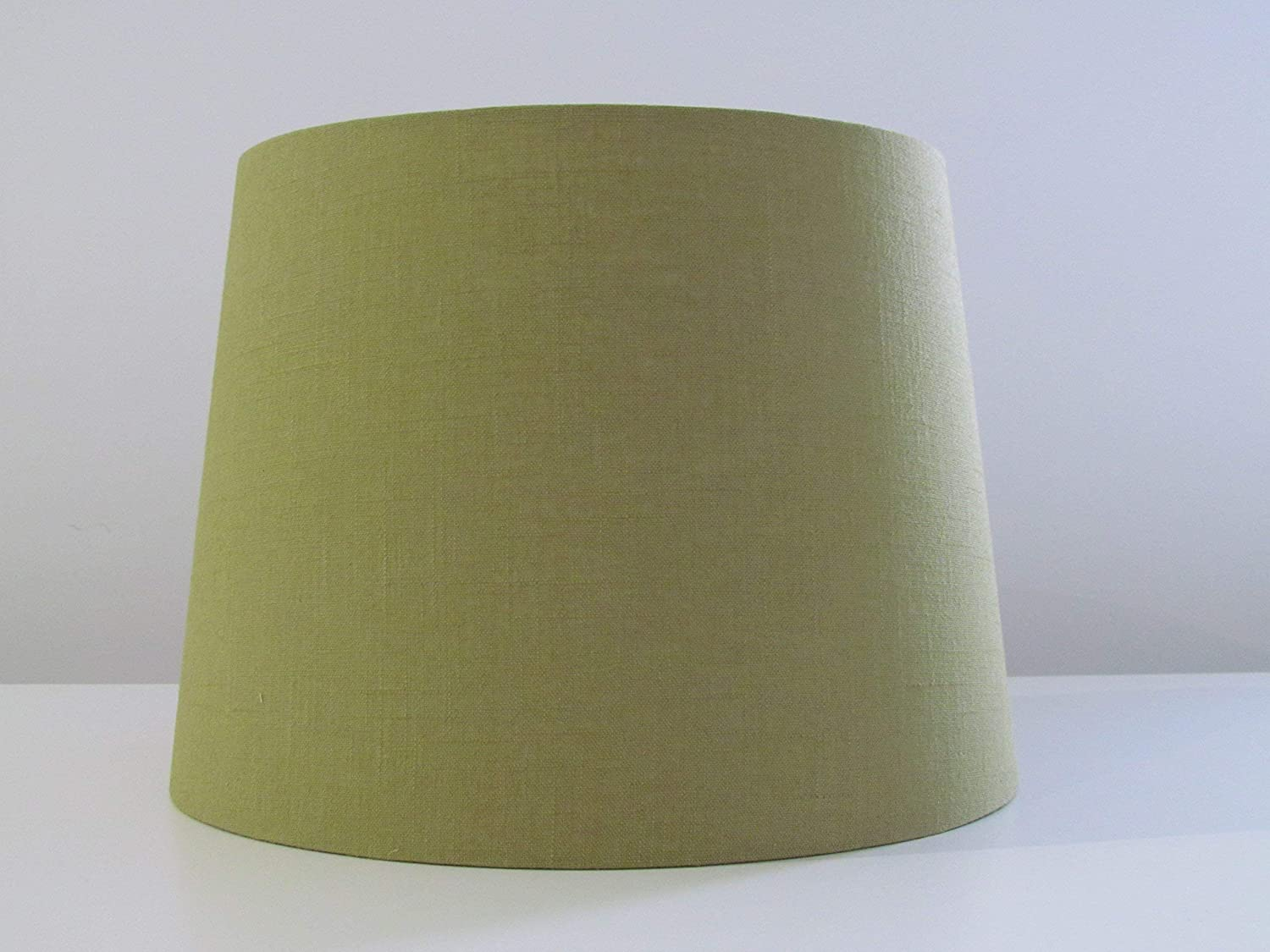 NEW French Empire Tapered Linen Lampshade Lightshade Choice of Colours Available