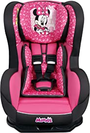 Cadeira Para Auto Disney Primo Minnie Mouse Paris, Disney, Rosa, 0 a 25 Kg
