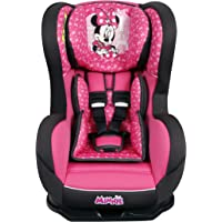 Cadeira Para Auto Disney Primo Minnie Mouse Paris, Disney, Rosa, 0 a 25 Kg