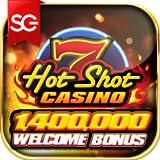 #1: Hot Shot Casino Slots™ - NEW!