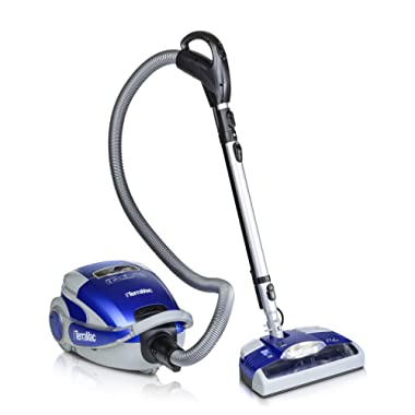 Prolux TerraVac Deluxe Series Canister Vacuum with HEPA Filtration
