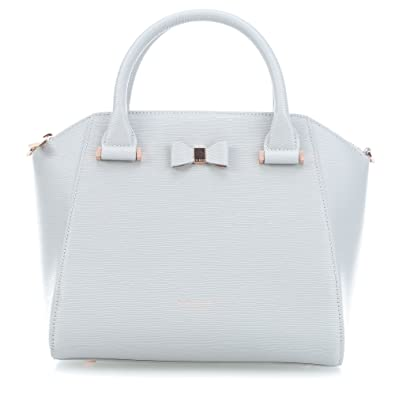 bf9c8cc8dc80 Ted Baker Cala Handbag Grey  Amazon.co.uk  Shoes   Bags