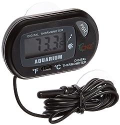 Leegoal Digital Aquarium Terrarium Fish Tank Thermometer