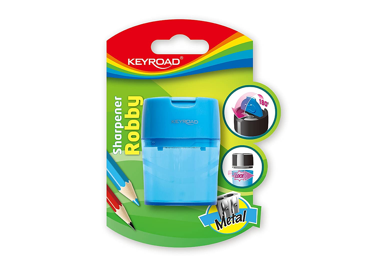 Keyroad kr971264/ /Sharpener with Container