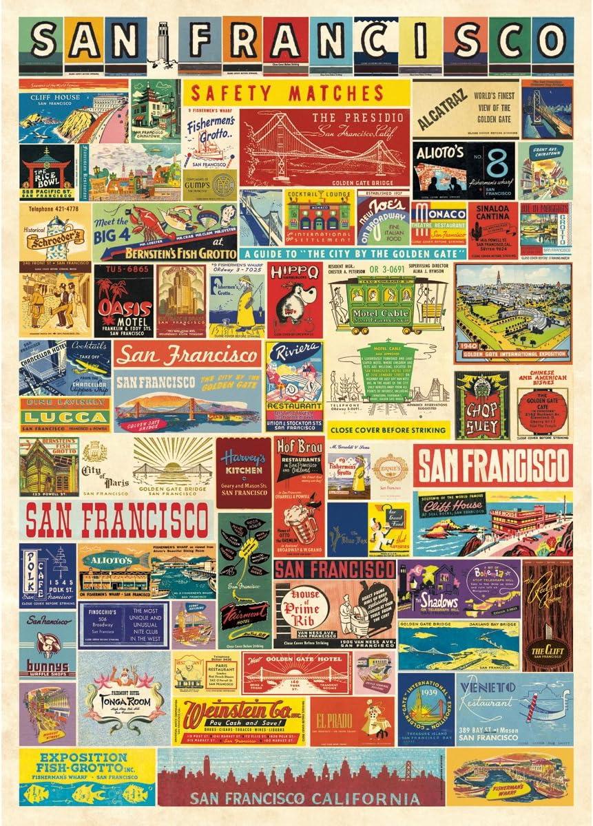 Vintage Matchbook Cover Matchcover Pat O'Sheas Mad Hatter San Francisco CA