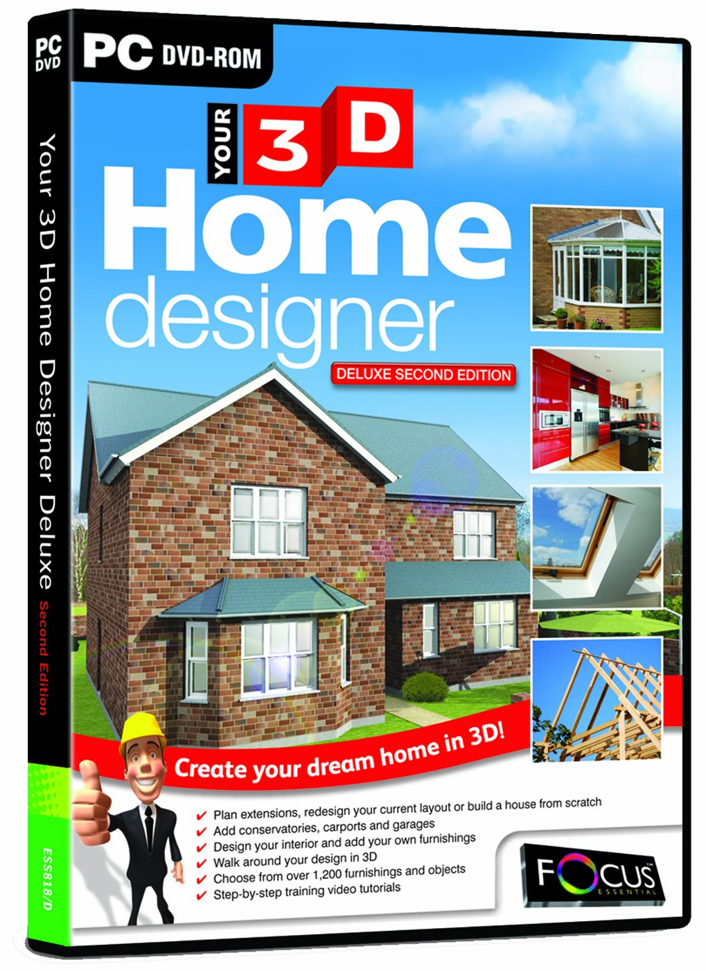 your 3d home designer 2 deluxe edition pc cd amazon co uk your 3d home designer 2 deluxe edition pc cd amazon co uk software