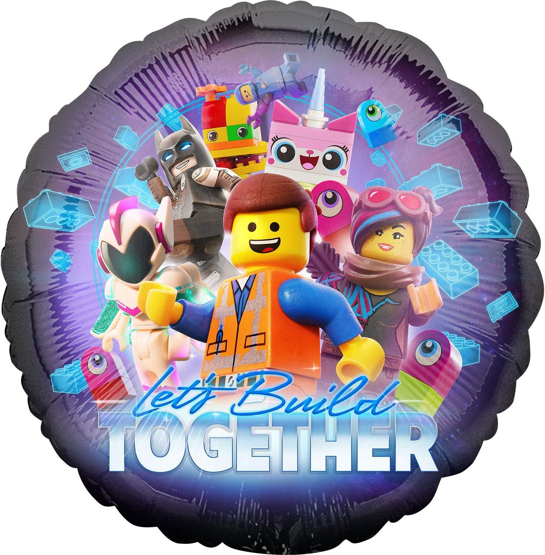 Lego 002663539041 - Pelota de foil con texto
