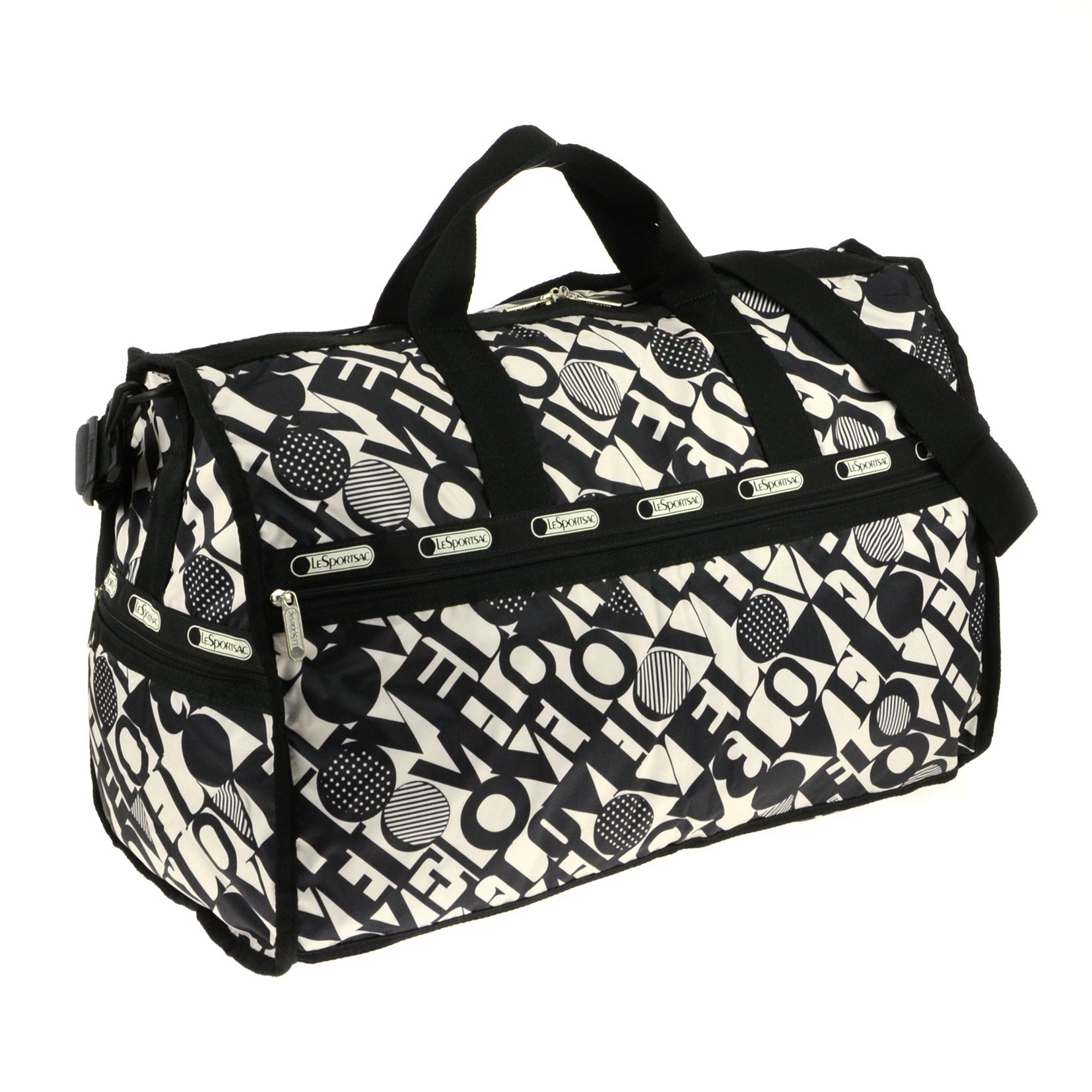 LeSportsac Large Weekender Bag, Love Is Bold, One Size