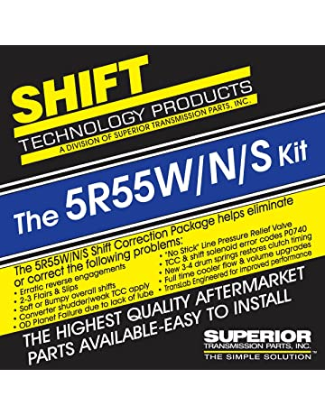 Superior K5R55WNS Shift Correction Package 5R55N