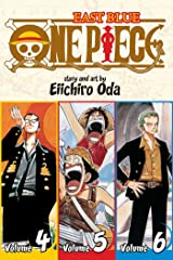 One Piece:  East Blue 4-5-6: Volume 2 Paperback