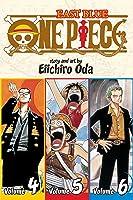 One Piece (3-in-1 Edition) Volume 2 (One Piece