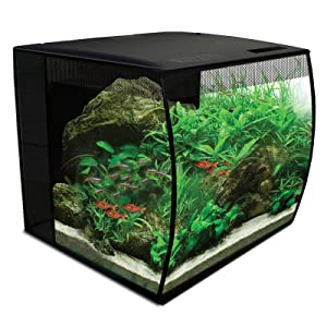 Fluval FLEX 9 gallon nano glass aquarium kit