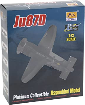 Easy model 36385-1//72 Dt 1942-NEUF JUNKERS ju-87d Stukas