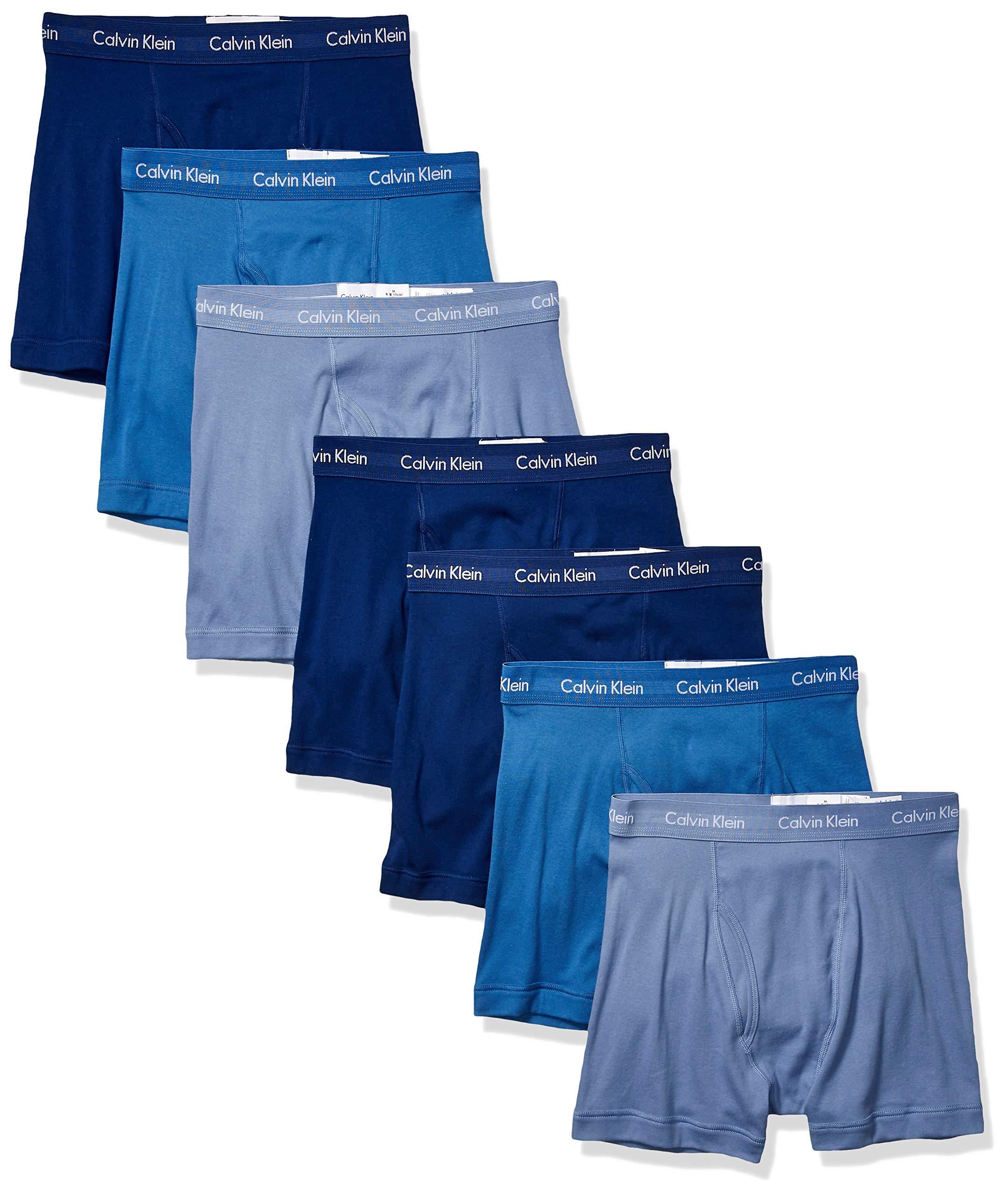 Men's Cotton Classics Megapack Boxer Briefs