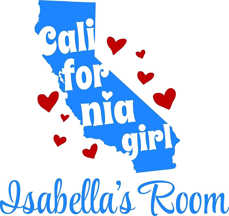 Amazon.com: CALIFORNIA GIRL QUOTE Cali Girl Quotes So Cal ...