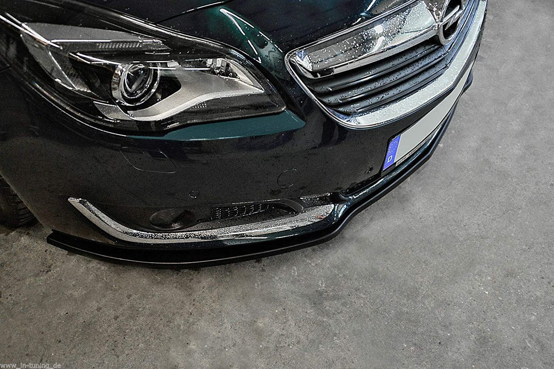 Cup Spoiler Lip Black For Insignia From 13 Front Spoiler Spoiler Blade In Auto