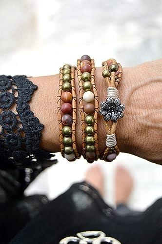 bracelet femme fantaisie boheme