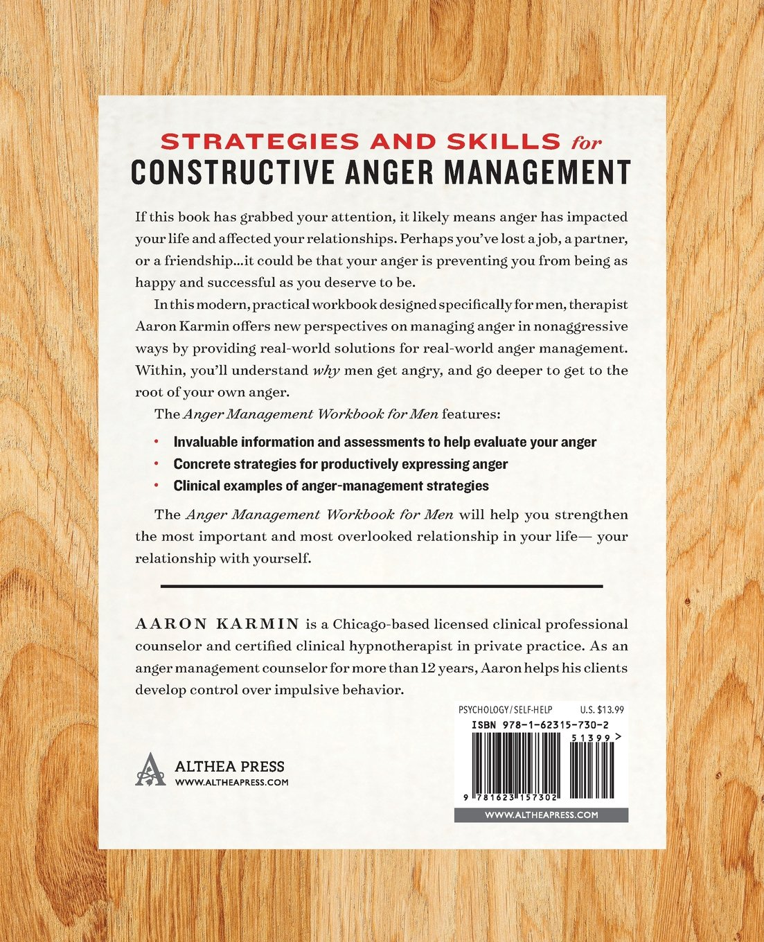 Amazon.com: Anger Management Workbook for Men: Take Control of ...