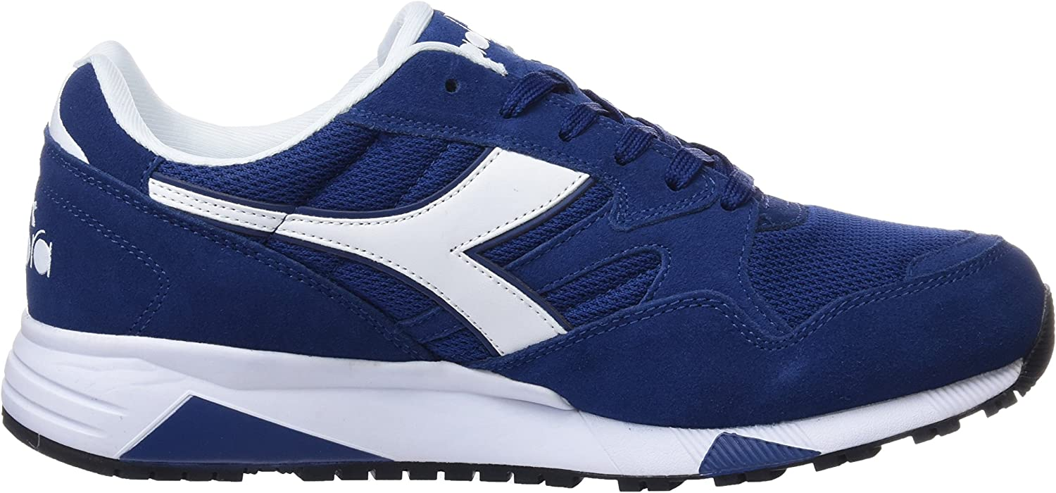 Diadora Mens N902 S Trainers Shoes Blue in Size US 8.5